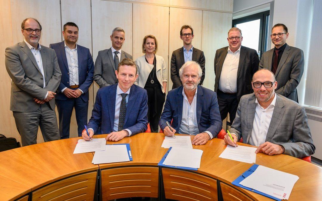 TEC en Covalent ondersteunen bij toekomstbestendig maken van tunnels in Amsterdam