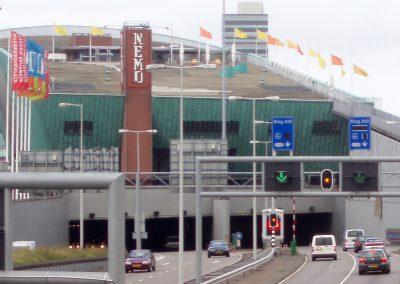 Renovatie IJ-tunnel