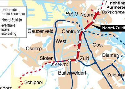 Besturingsconcept en systeemintegratie Noord/Zuidlijn