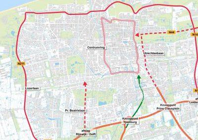 Rotterdamsebaan; nieuwe verbinding
