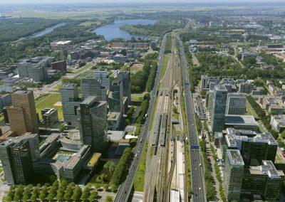Zuidasdok; Amsterdam bereikbaar