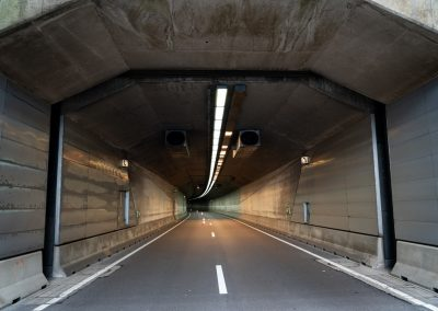Aanpak Wegtunnels Amsterdam